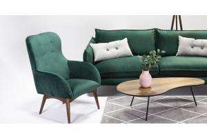 Wie finde ich den passenden Sessel zum Sofa?