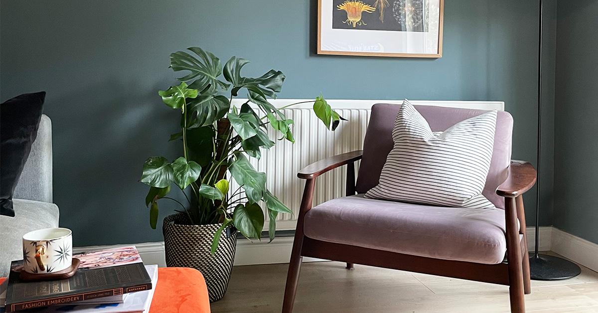 Wandfarbe für das Wohnzimmer - Unsere Inspirationen