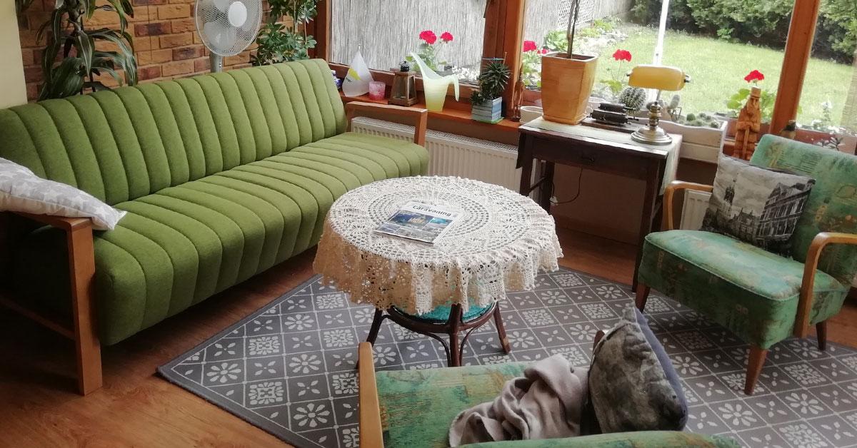 Welche Möbel sollten Sie für Ihren Wintergarten wählen? Unsere Vorschläge