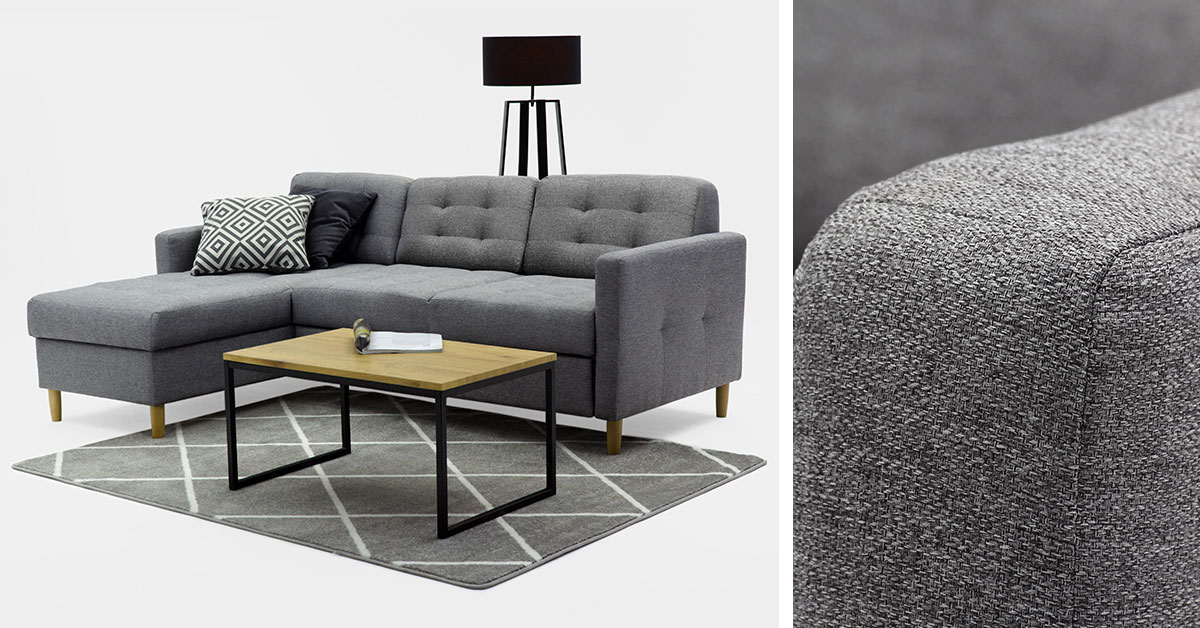 Helle Sofas für einen modernen Salon- welche Modelle werden zu einem minimalistischen oder skandinavischen Innenraum passen?