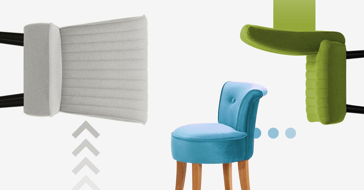 Esszimmerstühle aus Velours - praktische Tipps für die Auswahl