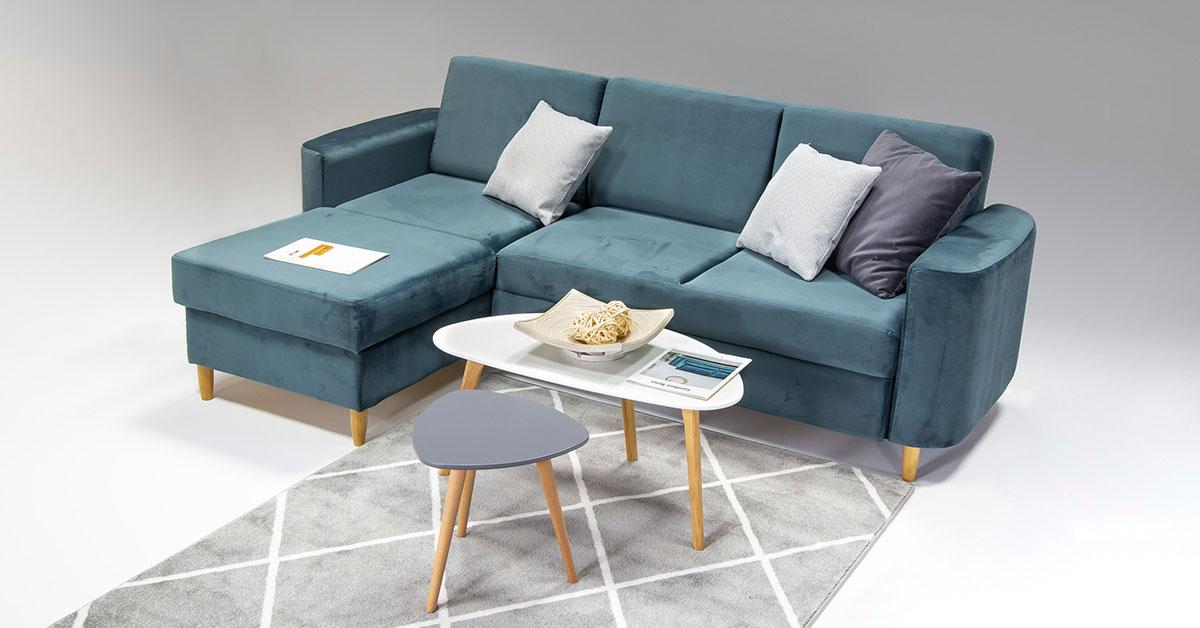 Farben für Sofas - Trends 2020