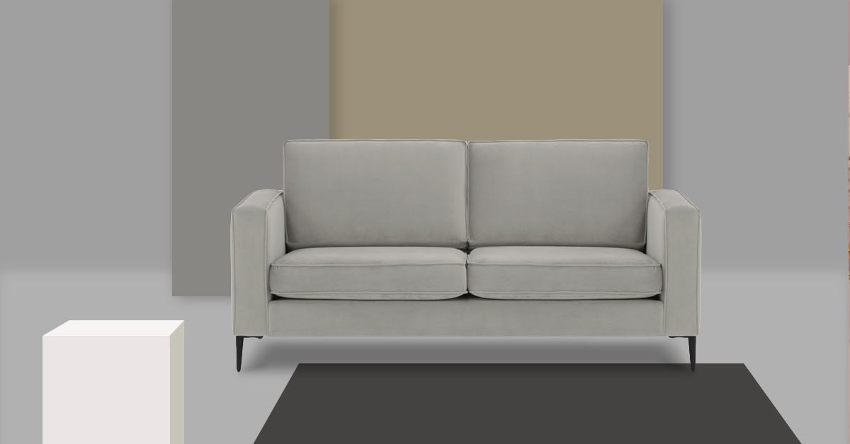 skandinavischen Sofas