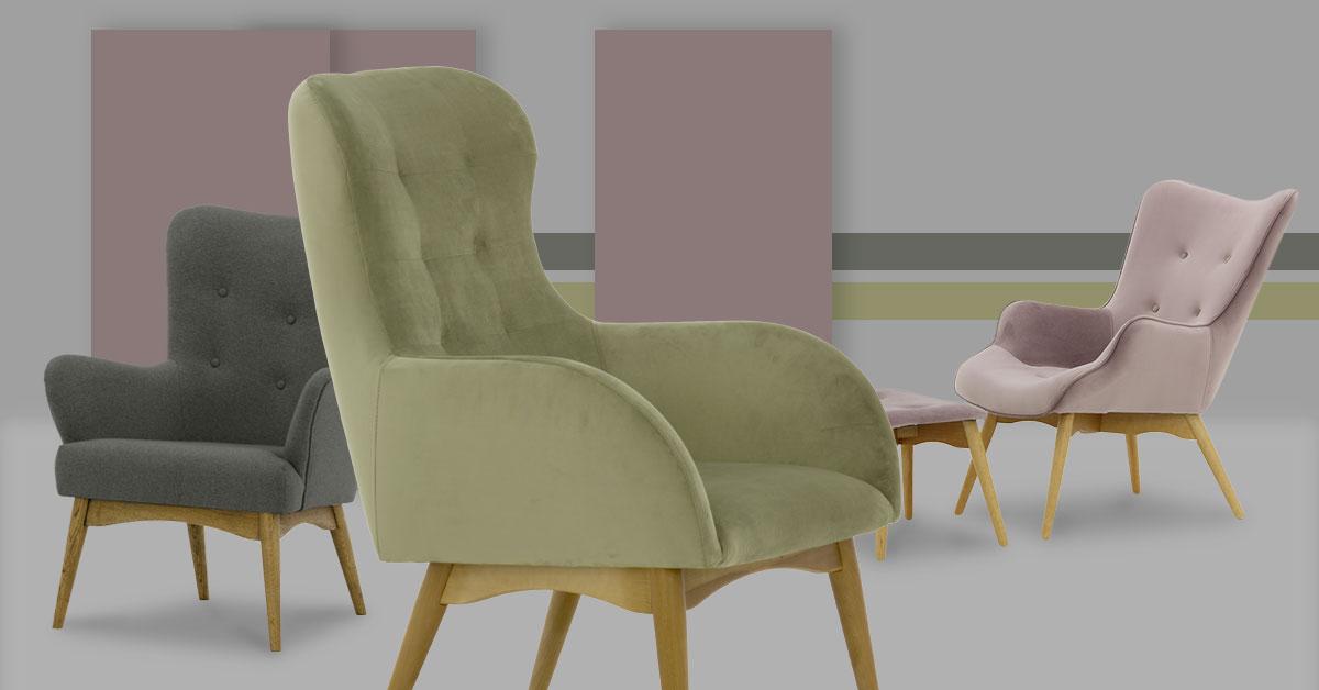 Sessel zum Bücherlesen. 5 empfohlene Modelle.