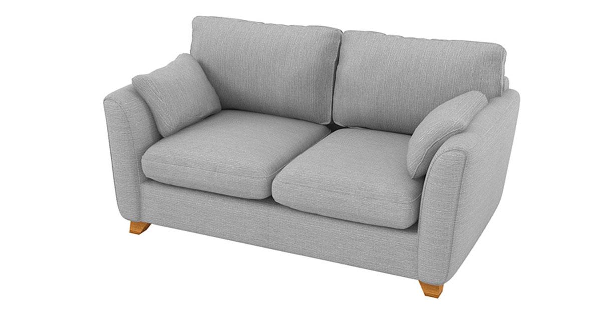 Welches Sofa passt für ein kleines Wohnzimmer?