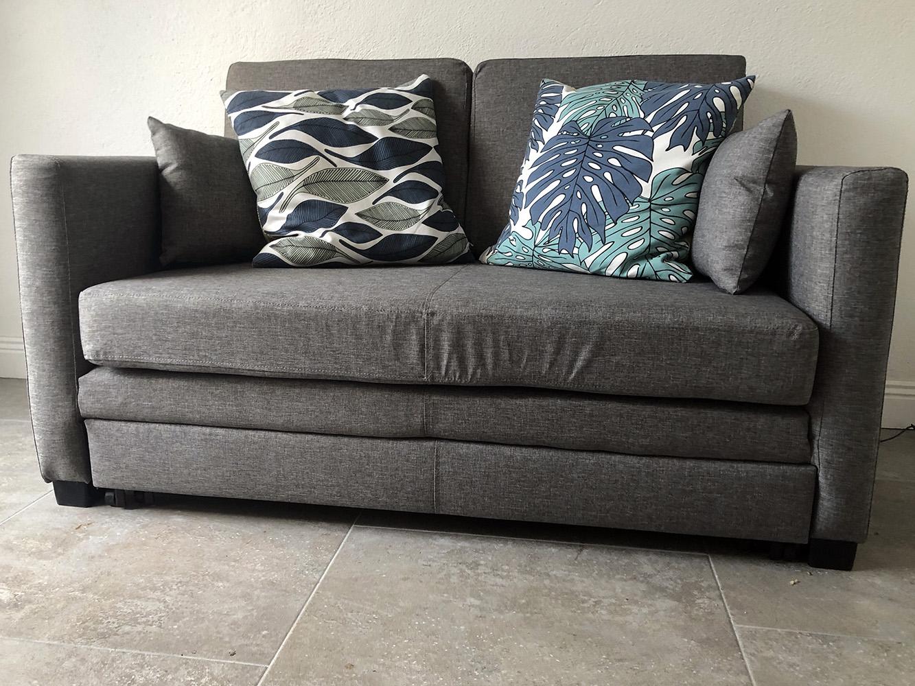 Graues Boom Sofa von Patrick