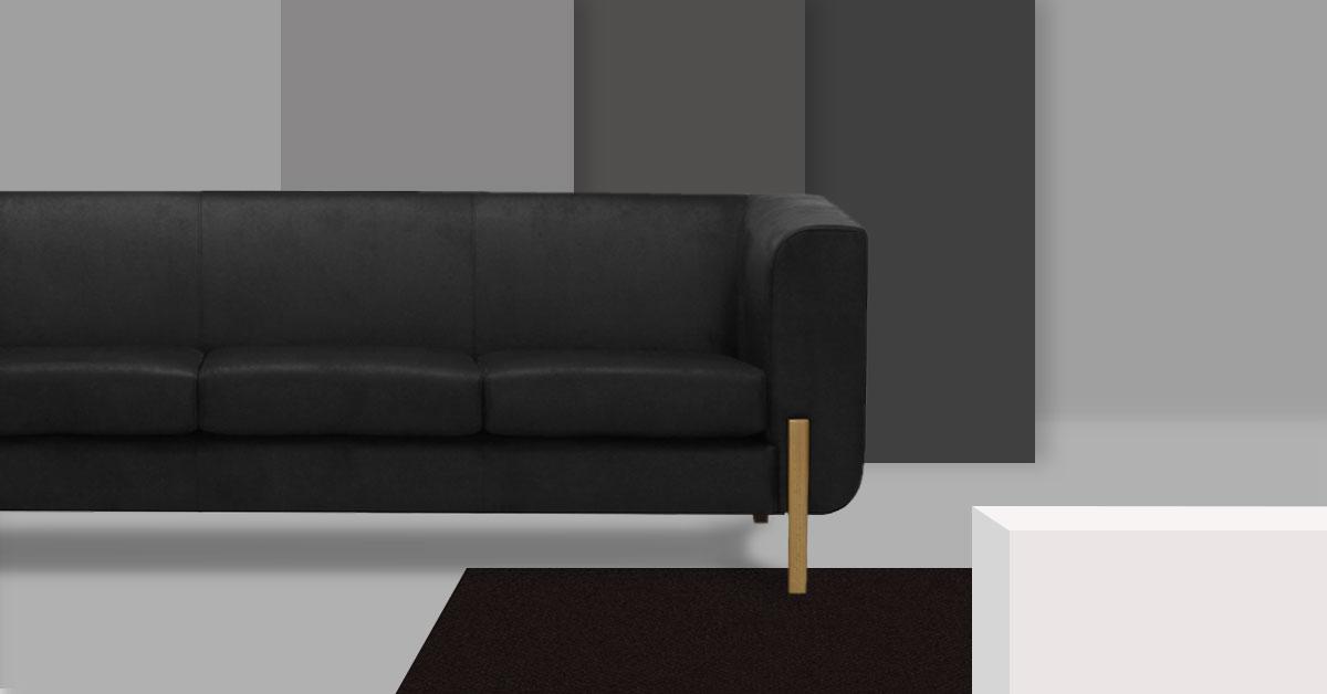 Welches Sofa aus Ökoleder sollte man für den Salon wählen?